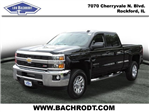 2017 Silverado 2500 Crew Cab 4x4, Pickup #17212 - photo 1