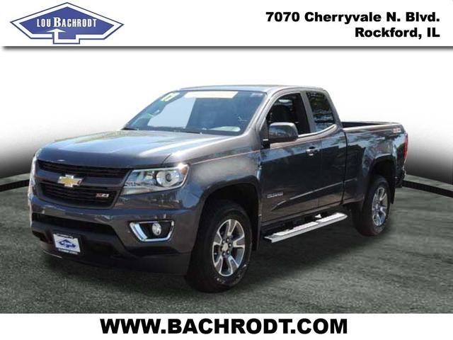 2017 Colorado Double Cab 4x4, Pickup #17218 - photo 5