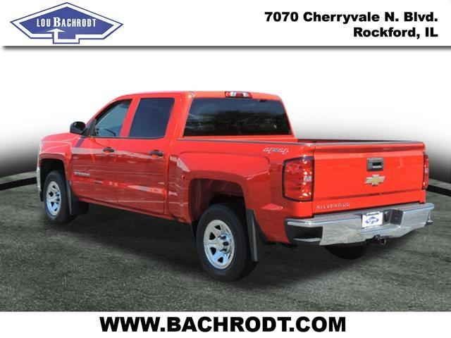2017 Silverado 1500 Crew Cab 4x4, Pickup #17219 - photo 2