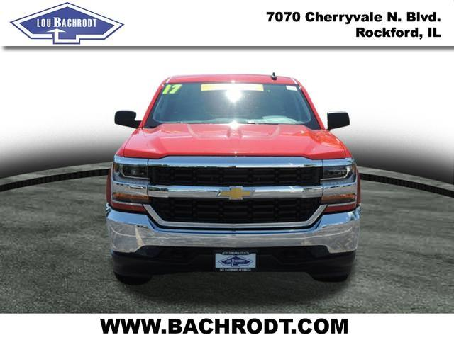 2017 Silverado 1500 Crew Cab 4x4, Pickup #17219 - photo 6