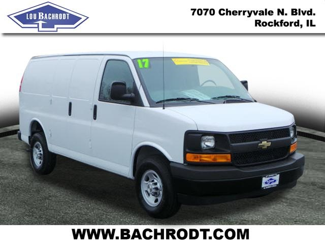 2017 Express 2500 Cargo Van #17251 - photo 3
