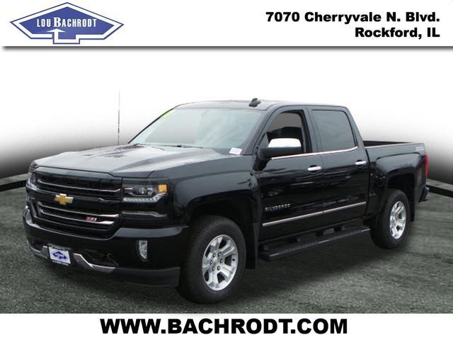 2017 Silverado 1500 Crew Cab 4x4 Pickup #17253 - photo 1