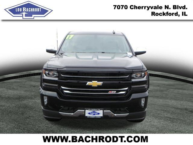 2017 Silverado 1500 Crew Cab 4x4 Pickup #17253 - photo 6