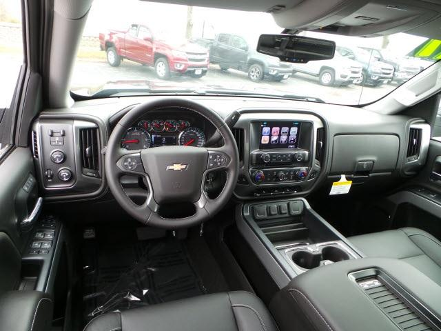 2017 Silverado 1500 Crew Cab 4x4 Pickup #17253 - photo 10