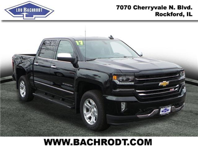 2017 Silverado 1500 Crew Cab 4x4 Pickup #17253 - photo 3