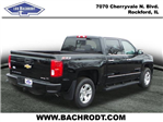 2017 Silverado 1500 Crew Cab 4x4 Pickup #17253 - photo 4
