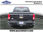 2017 Silverado 1500 Crew Cab 4x4 Pickup #17253 - photo 5