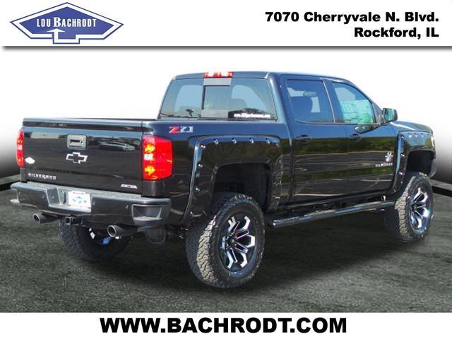 2018 Silverado 1500 Crew Cab 4x4, Pickup #18040 - photo 2