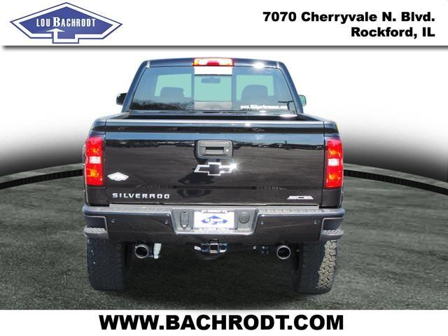 2018 Silverado 1500 Crew Cab 4x4, Pickup #18040 - photo 3