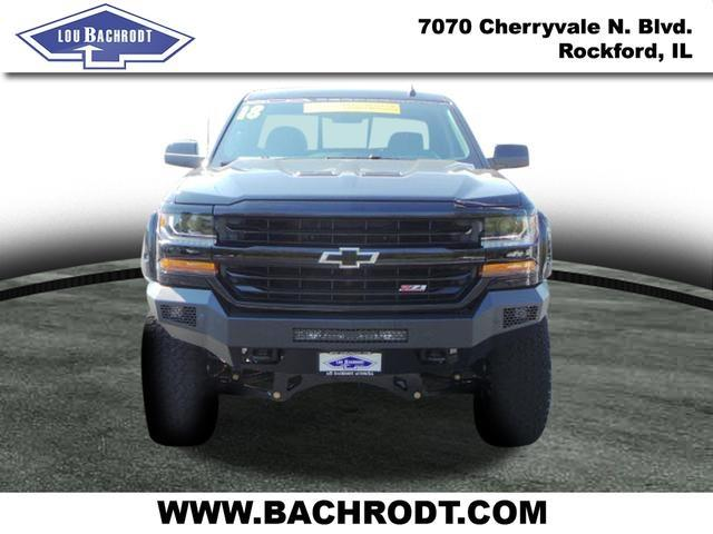 2018 Silverado 1500 Crew Cab 4x4, Pickup #18040 - photo 6