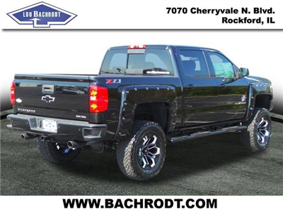2018 Silverado 1500 Crew Cab 4x4 Pickup #18040 - photo 2
