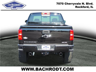 2018 Silverado 1500 Crew Cab 4x4 Pickup #18040 - photo 3