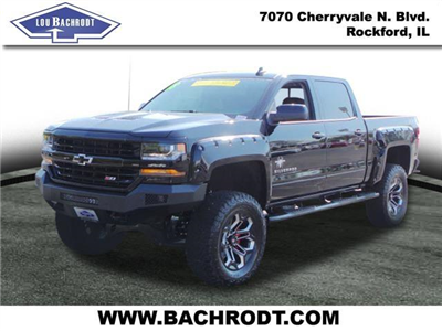 2018 Silverado 1500 Crew Cab 4x4 Pickup #18040 - photo 5