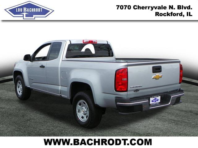 2018 Colorado Extended Cab, Pickup #18045 - photo 2
