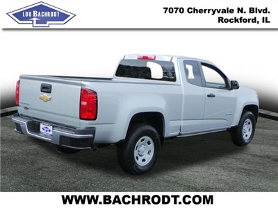 2018 Colorado Extended Cab 4x2,  Pickup #18045 - photo 4