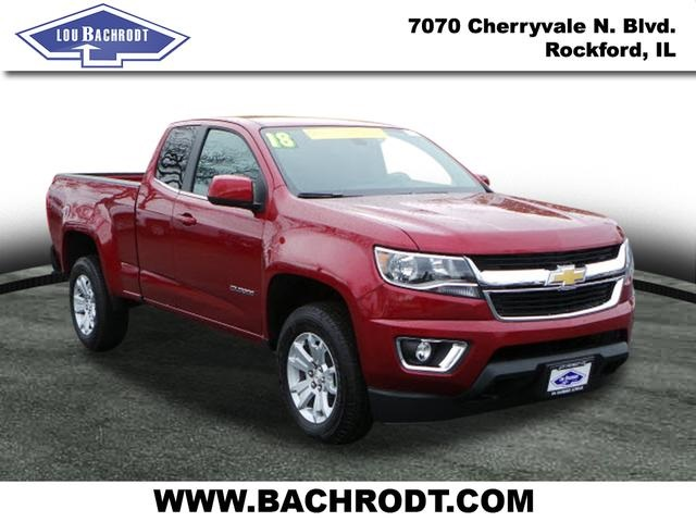 2018 Colorado Extended Cab 4x4, Pickup #18051 - photo 3
