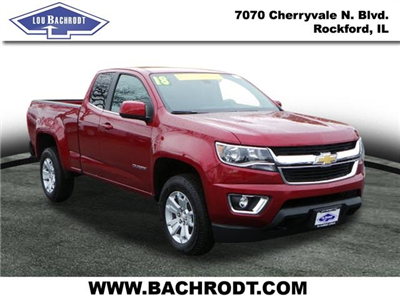 2018 Colorado Extended Cab 4x4 Pickup #18051 - photo 3
