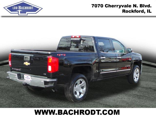 2018 Silverado 1500 Crew Cab 4x4 Pickup #18059 - photo 4