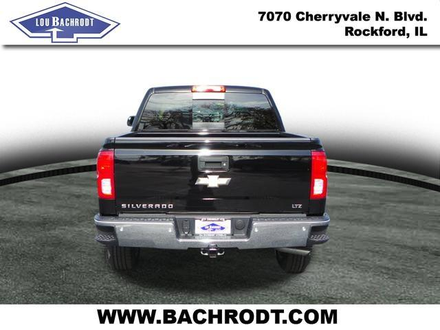 2018 Silverado 1500 Crew Cab 4x4 Pickup #18059 - photo 5