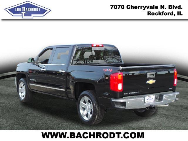 2018 Silverado 1500 Crew Cab 4x4 Pickup #18059 - photo 2