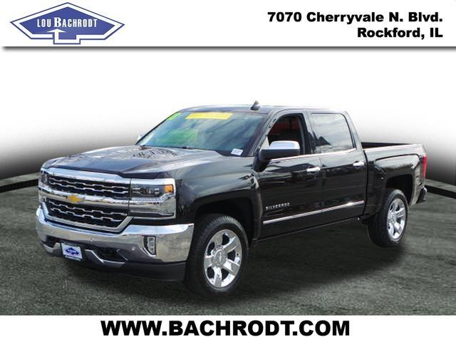 2018 Silverado 1500 Crew Cab 4x4 Pickup #18059 - photo 1