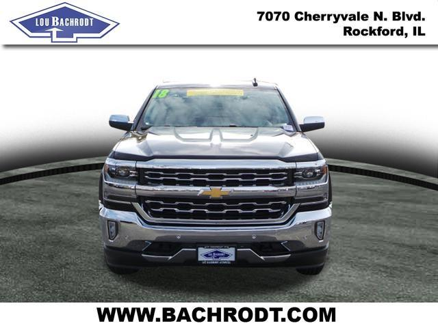2018 Silverado 1500 Crew Cab 4x4 Pickup #18059 - photo 6
