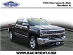 2018 Silverado 1500 Crew Cab 4x4 Pickup #18059 - photo 3