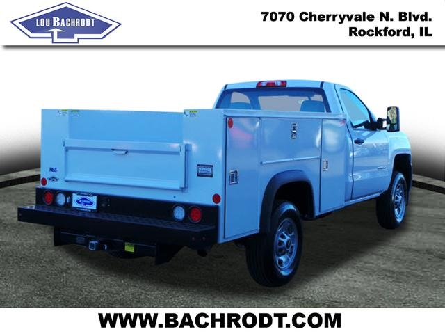 2018 Silverado 2500 Regular Cab 4x4,  Monroe Service Body #18064 - photo 4