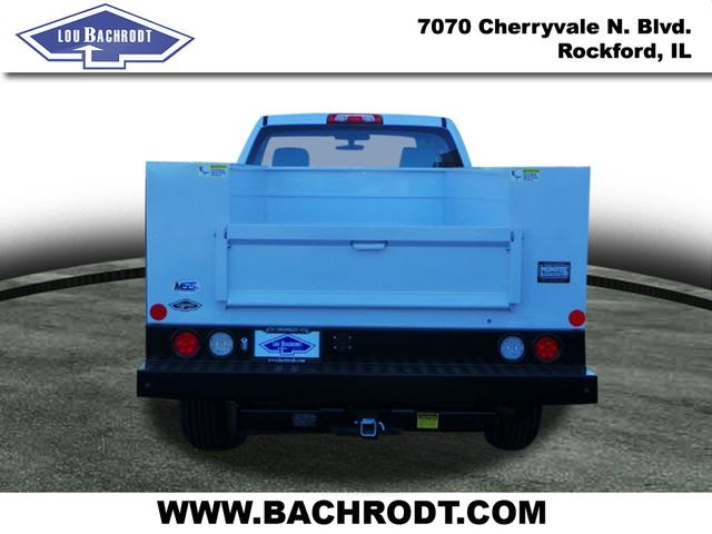 2018 Silverado 2500 Regular Cab 4x4, Monroe Service Body #18064 - photo 5