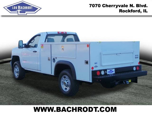 2018 Silverado 2500 Regular Cab 4x4,  Monroe Service Body #18064 - photo 2