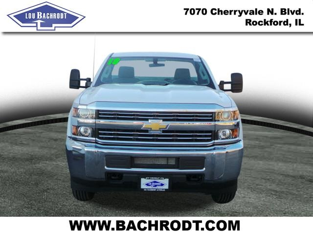 2018 Silverado 2500 Regular Cab 4x4,  Monroe Service Body #18064 - photo 6