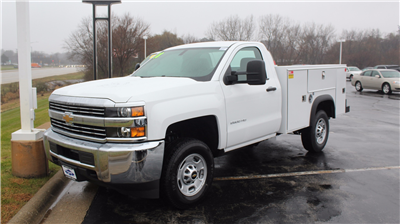 2018 Silverado 2500 Regular Cab 4x4, Monroe MSS II Service Body Service Body #18064 - photo 26