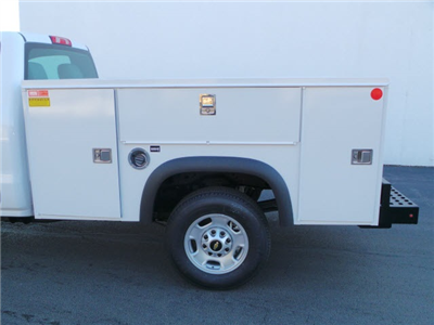 2018 Silverado 2500 Regular Cab 4x4, Monroe MSS II Service Body Service Body #18064 - photo 10