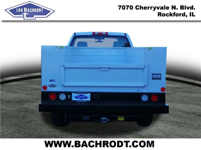 2018 Silverado 2500 Regular Cab 4x4, Monroe MSS II Service Body Service Body #18064 - photo 5