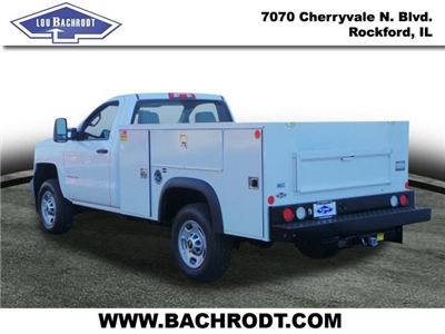 2018 Silverado 2500 Regular Cab 4x4, Monroe MSS II Service Body Service Body #18064 - photo 2