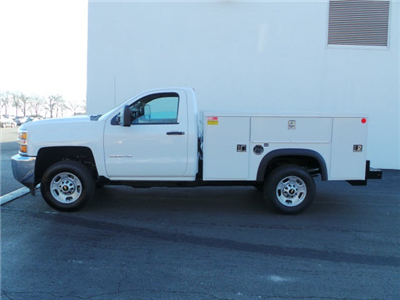 2018 Silverado 2500 Regular Cab 4x4, Monroe MSS II Service Body Service Body #18064 - photo 9