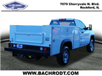 2018 Silverado 2500 Regular Cab 4x4, Monroe MSS II Service Body Service Body #18064 - photo 4