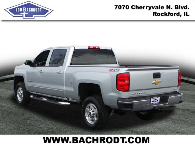 2018 Silverado 2500 Crew Cab 4x4 Pickup #18071 - photo 2