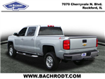 2018 Silverado 2500 Crew Cab 4x4 Pickup #18071 - photo 1
