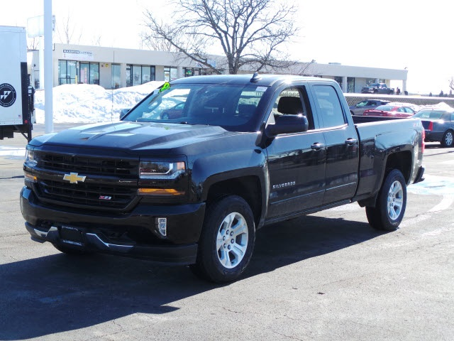 2018 Silverado 1500 Double Cab 4x4, Pickup #18074 - photo 3
