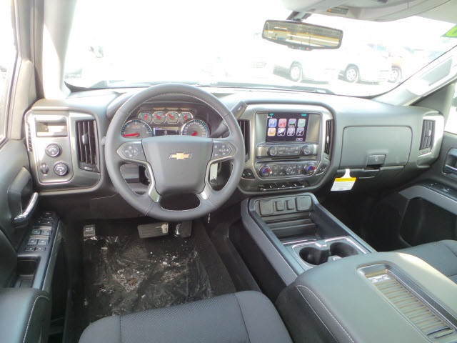 2018 Silverado 1500 Crew Cab 4x4, Pickup #18085 - photo 10