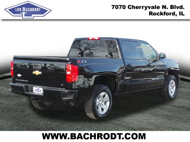 2018 Silverado 1500 Crew Cab 4x4, Pickup #18085 - photo 4