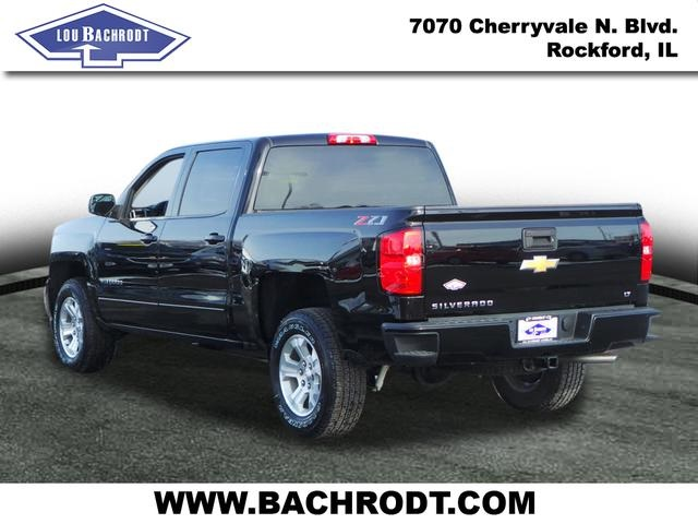 2018 Silverado 1500 Crew Cab 4x4, Pickup #18085 - photo 2