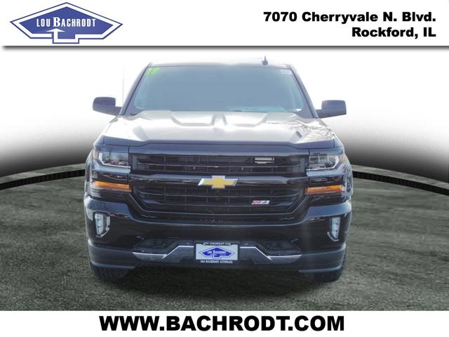 2018 Silverado 1500 Crew Cab 4x4, Pickup #18085 - photo 6