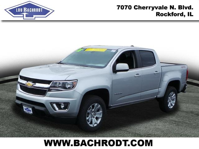 2018 Colorado Crew Cab 4x4, Pickup #18087 - photo 1