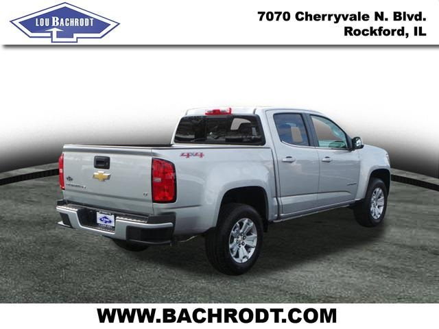 2018 Colorado Crew Cab 4x4, Pickup #18093 - photo 4