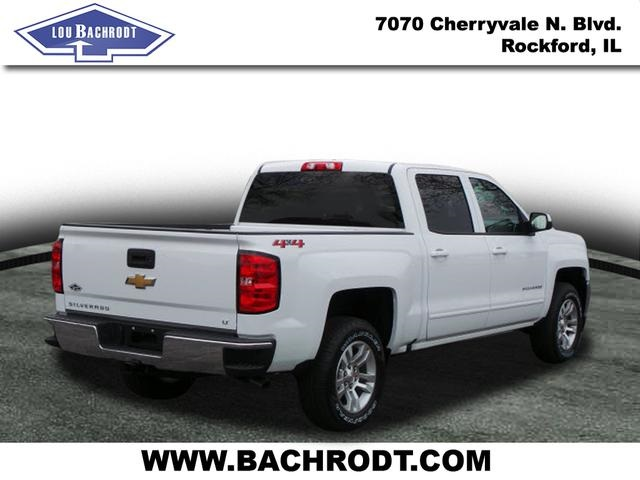 2018 Silverado 1500 Crew Cab 4x4 Pickup #18095 - photo 4