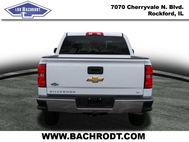 2018 Silverado 1500 Crew Cab 4x4 Pickup #18095 - photo 5