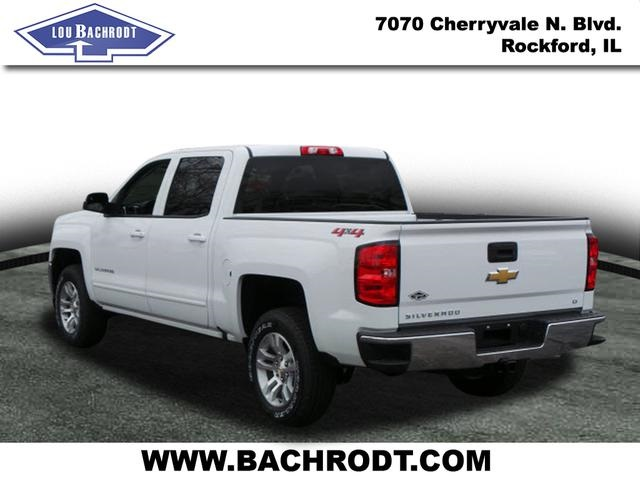 2018 Silverado 1500 Crew Cab 4x4 Pickup #18095 - photo 2