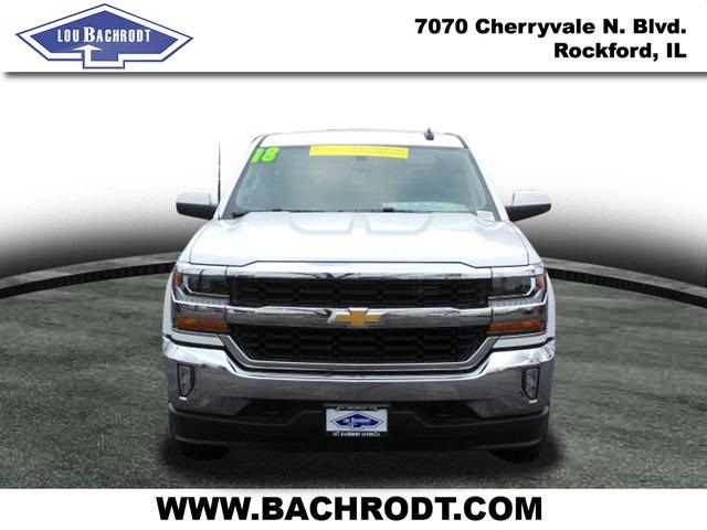 2018 Silverado 1500 Crew Cab 4x4 Pickup #18095 - photo 6